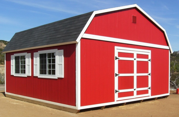 Custom Built Storage Buildings Sheds In Greenville And
