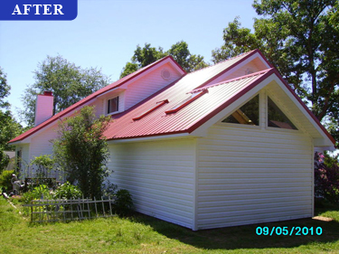 Vinyl King Vinyl Siding Contractor in Greenville
