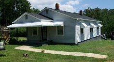 Vinyl Siding Decks Awnings Windows Doors in Greenville SC